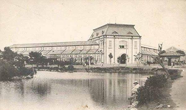 台南西市场(1916.4.14下午 张遵旭参观台南市场)。(图片提供:tony)