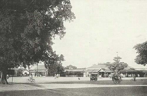 台南停车场(火车站)(图片提供:tony)