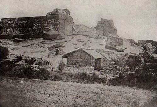 热兰遮城遗迹(图片提供:tony)