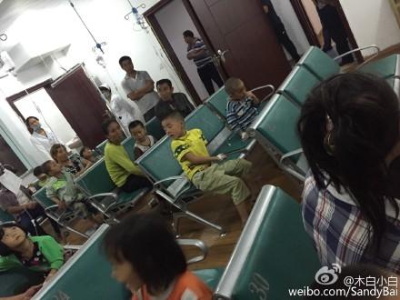 雲南一幼兒園發生食物中毒 83人入院