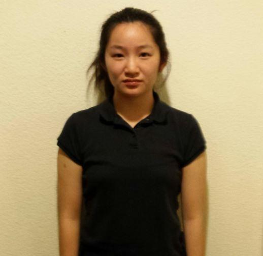 曾在加州飛天藝術學校就讀高中的紐約大學女生Edith Wang。(大紀元圖片庫)
