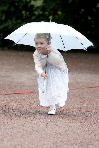瑞典公主艾丝黛拉。(Luca Teuchmann/Getty Images)
