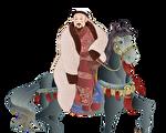 忽必烈雖是蒙古人,但他重視漢族文化,常常邀請漢人名士為他講解《尚書》、《易經》、《孝經》等傳統典籍。(柚子/大紀元)