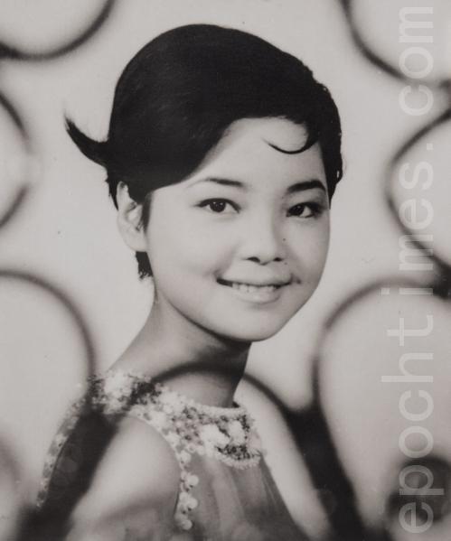 1968年,鄧麗君塑造出「阿哥哥」的俏麗時尚風潮。(翻攝:陳柏州/大紀元)