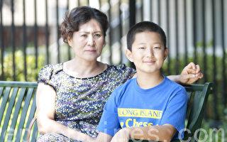高智晟给儿子生日寄语:有缺憾的生命也美丽