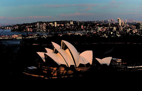 澳洲悉尼被列为第一级世界都市。(David Rogers/Getty Images)