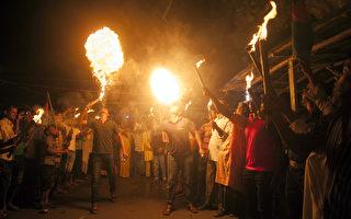 印孟飞地互换  居民喜迎新祖国