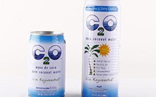 C2O圣德科斯贩售的唯一椰子水品牌。(图:信男国际提供)