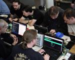 美国媒体报导,美国对中共发动网络攻击有三种类型可以考虑,其第一种为披露令中共领导层尴尬的信息。( Adam Berry/Getty Images)