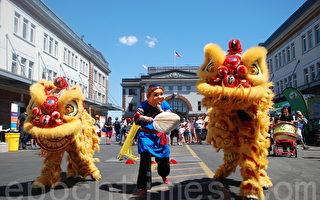 波士顿海鲜节 华人踊跃尝鲜