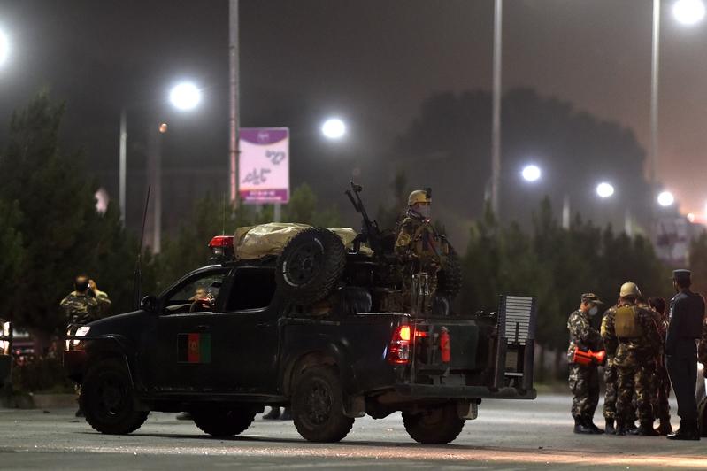 阿富汗北約基地遇襲 美阿軍警51死數百傷