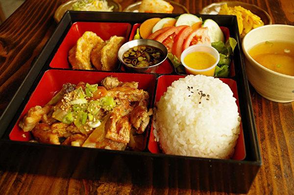 精美午餐盒。(图:Mokja提供)