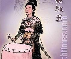 【文史】梁红玉:名属教坊第一人