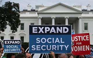 多数美国人退休后靠社安金生活 愿缴更多社安税