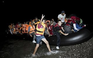 40難民被悶死 全球面臨二戰後最大難民潮