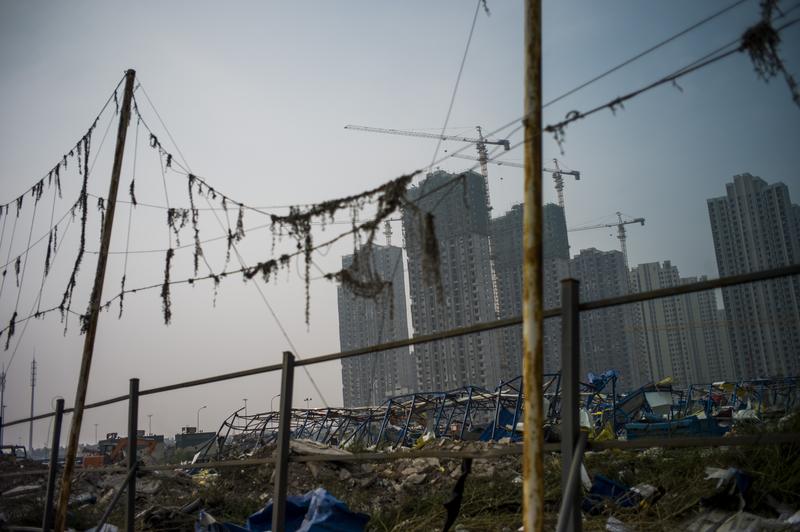 天津爆炸事件 江向習討價還價內幕曝光