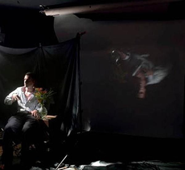 圖2:卡拉瓦喬的投影法。(Art Renewal Center提供)