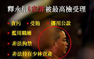 近日,釋永信被舉報的材料轉送河南省宗教局,河南宗教局稱,此事正在調查。釋永信被舉報事件持續發酵。(大紀元合成圖)