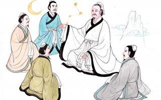 【文史】中華古風尊師重道 助成大器青史流芳