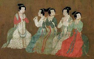 【经典名作中的秘密】唐朝的音乐学院