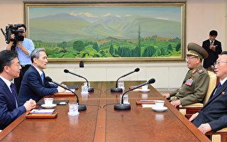 朝韩对峙解除后 金正恩开除多名军队高官