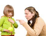 如何正确责骂孩子