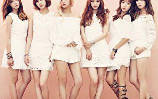 韩团Apink首张日文专辑 粉红梦幻呈现