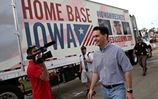 美大選候選人:不排除在美加邊境建圍牆