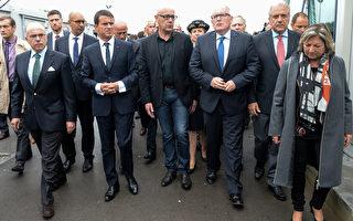 歐盟執委會宣布,將協助法國興建可容1500名非法移民帳棚,以提供人道協助。(DENIS CHARLET/AFP)