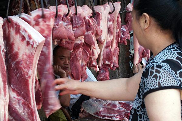 中国猪肉股集体暴跌 9月市值蒸发2300亿