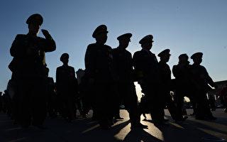 """""""十九大""""前,中共武警部队司令员王宁发文挺习。(AFP)"""