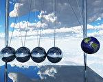 加州完整研究学院(CIIS)的理查德‧塔纳斯博士认为,被称为共时性的巧合现象可让人重新思考和建立内在与周边世界的联系。(fotolia.com)