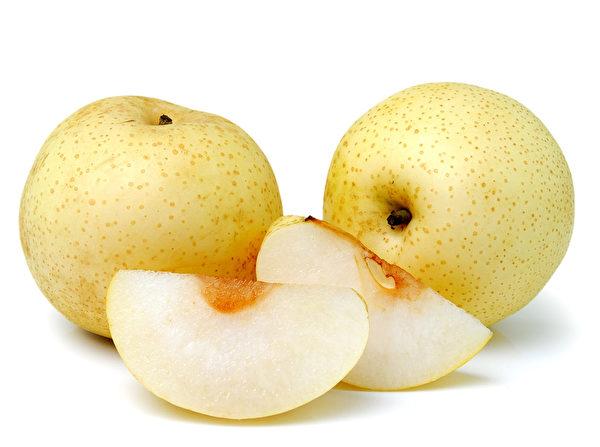 梨子有多種養生益處。(Fotolia)