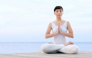 静坐是一门用心追寻的领域,别仅止于头脑的探索。(fotolia)