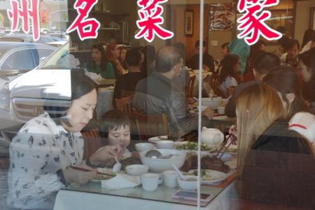 圣谷多家中餐馆因蟑螂问题被短暂停业,卫生官员提出一项新的提案,如获通过,今后洛杉矶县的餐馆获得A级卫生评级将会更困难。图为一家中餐馆。(刘菲/大纪元)