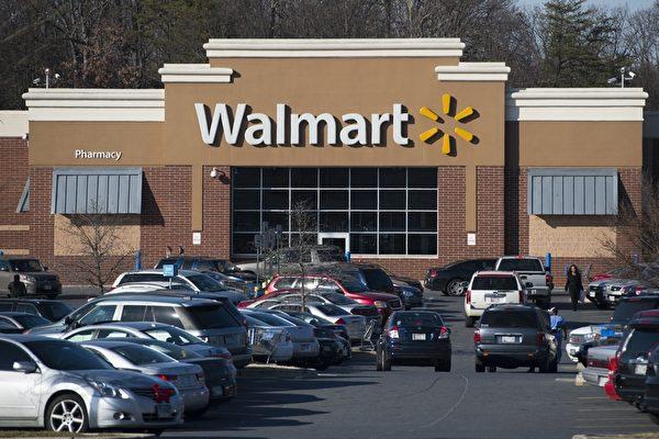 美一沃尔玛超市发生枪击案 至少2死2伤