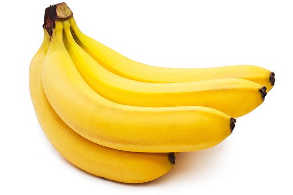 相关研究显示,香蕉对人体好处多多,补充正常所需营养,运动后克代替功能饮料补充能量。(Fotolia)