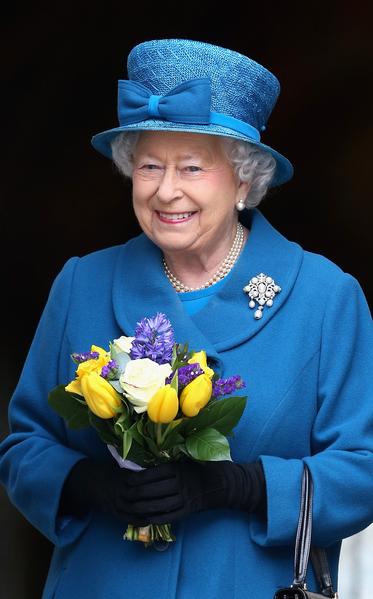 英国女王伊丽莎白二世(Chris Jackson/Getty Images)