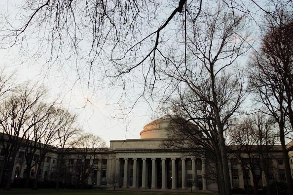 麻省理工学院(Massachusetts Institute of Technology, MIT)。(Joe Raedle/Getty Images)
