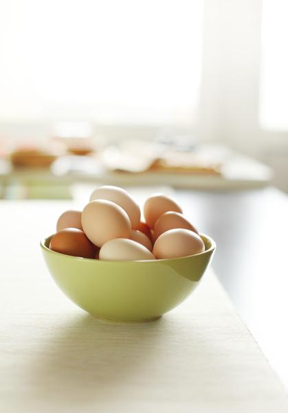 新鮮的雞蛋(Fotolia)