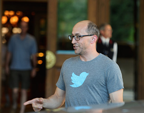 推特公司(Twitter)前执行长迪克·科斯特洛(Dick Costolo)。(Kevork Djansezian/Getty Images)