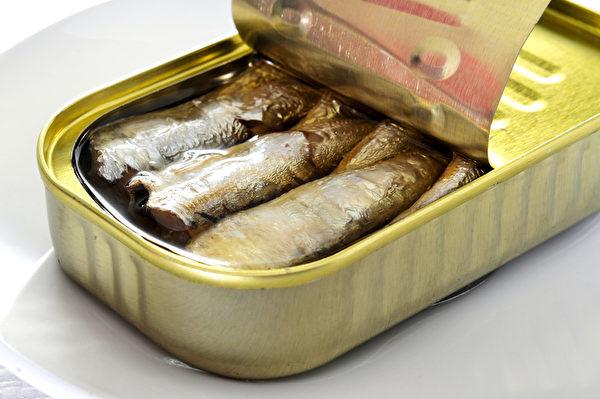 沙丁魚罐頭(Fotolia)