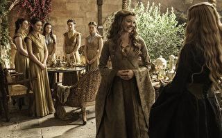 《权力的游戏》(Game of Thrones,台译:冰与火之歌:权力游戏)剧照。(HBO提供)