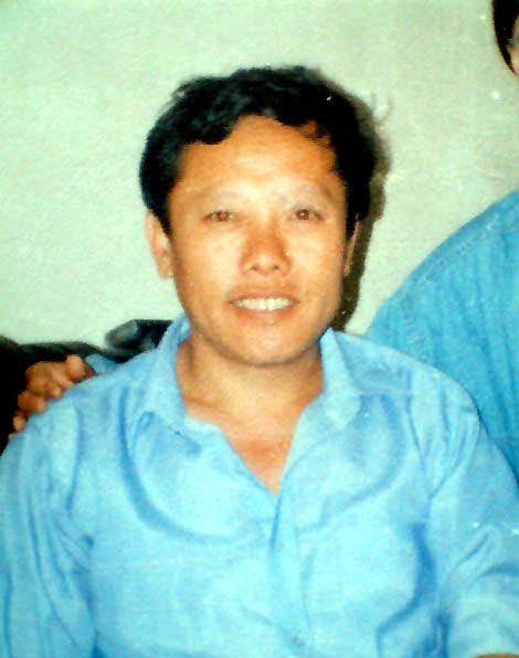 吉林省吉林市法轮功学员李再亟。二零零零年七月八日,李再亟被迫害致死,时年四十五岁。 (明慧网)