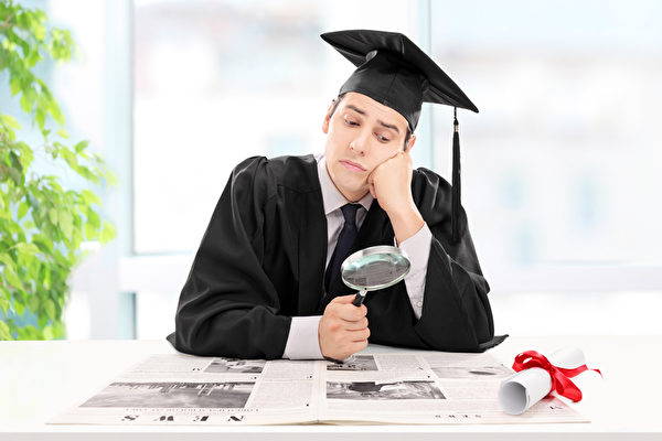 离开校园之后,你必须对自己的职场生涯负责。(Fotolia)