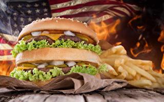 在美国连锁速食店平均消费知多少