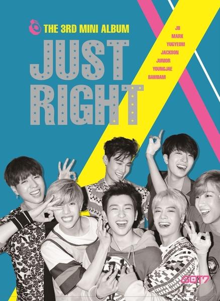 韓國團體GOT7。(上排左起)有謙、JB、榮宰;(下排左起)MARK、JUNIOR、JACKSON 、BAMBAM。(環球東洋提供)