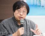 台湾北社法政组副召集人曾建元指出,抗战时中共还没建立,却谎称是带动抗战的主力,意在营造中共政权正当性假象。(陈柏州/大纪元)
