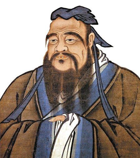 孔子(大紀元資料圖片)