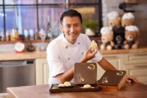 谢霆锋自创品牌的曲奇饼遭到仿冒。(种子音乐提供)